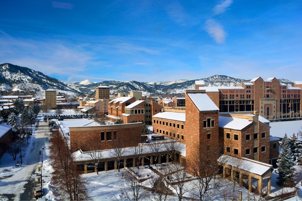 Boulder Colorado American Cities Vacation Destinations