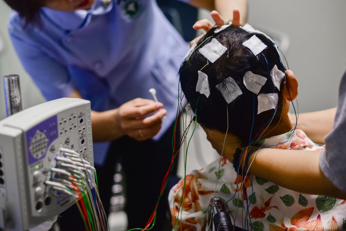 brainwaves, EGG scan, random fun facts