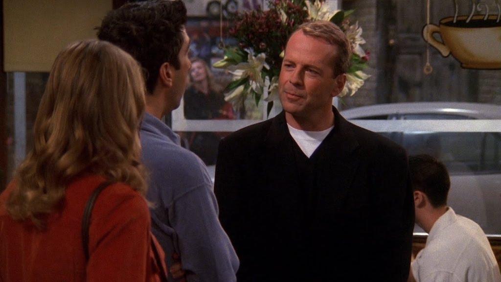 Bruce Willis Friends