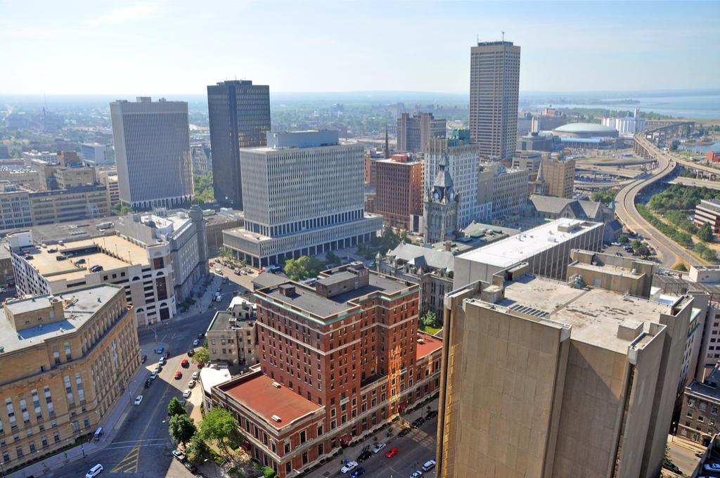 Buffalo New York American Cities Vacation Destinations