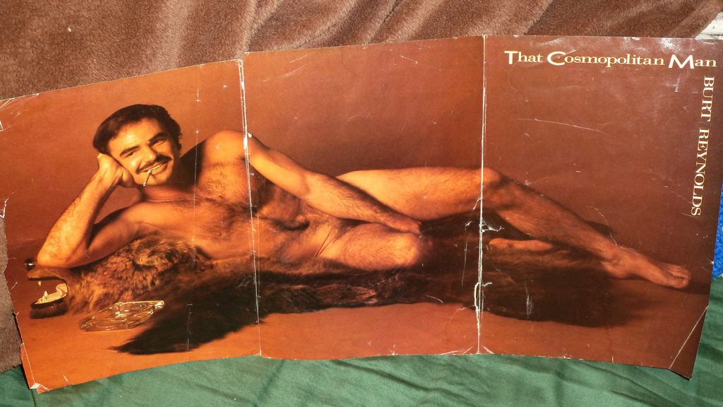 Burt Reynolds 1970s