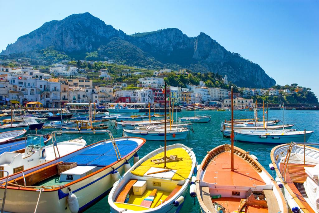 Capri, Italy Magical Islands