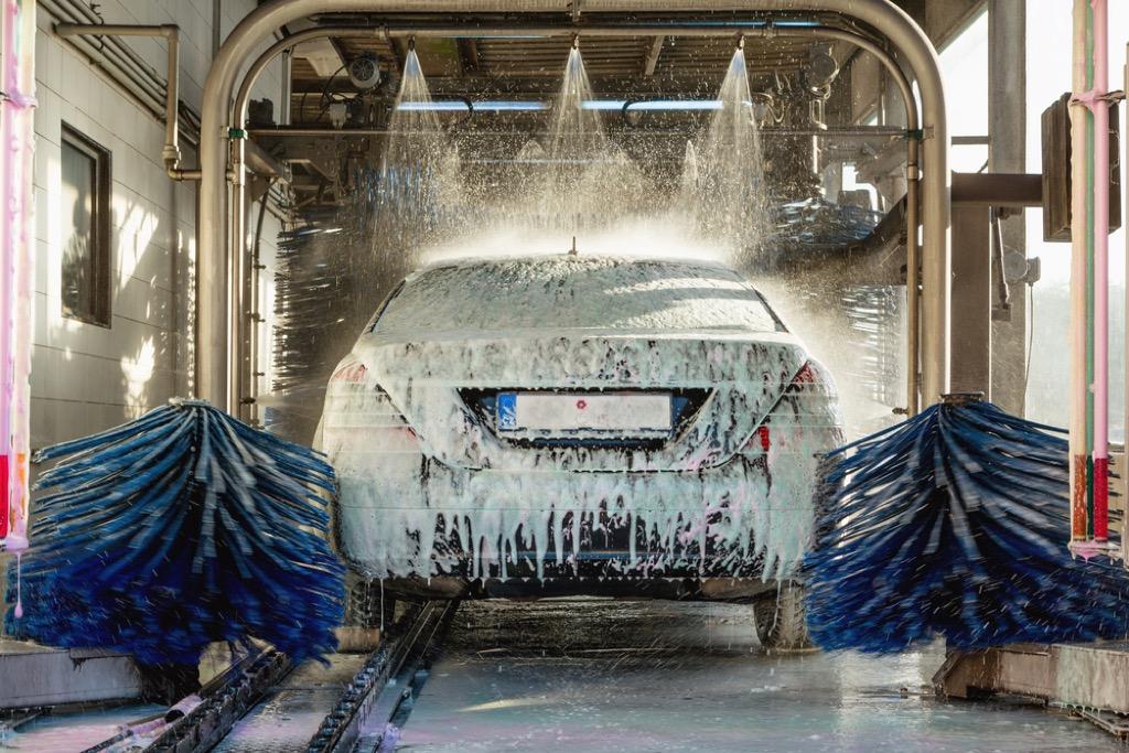car wash spokane airport perks