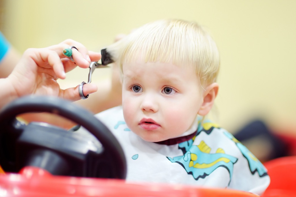 baby haircut, things that annoy grandparents
