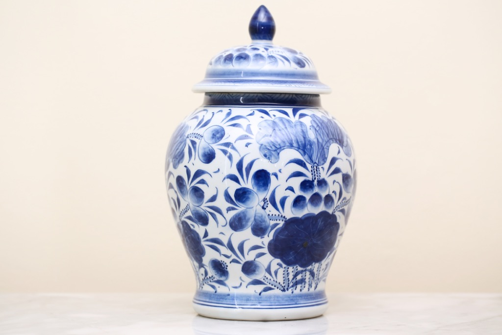porcelain vase valuable items in your attic