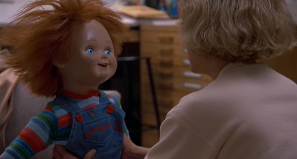 chucky from childs play, 20th century nostalgia