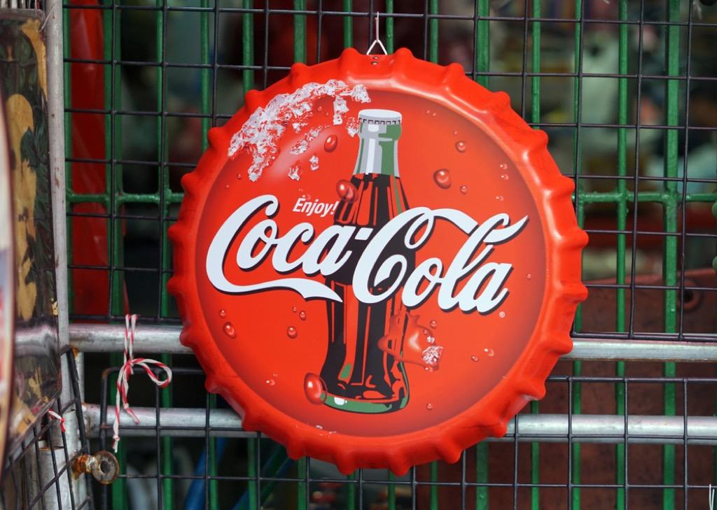 coke label