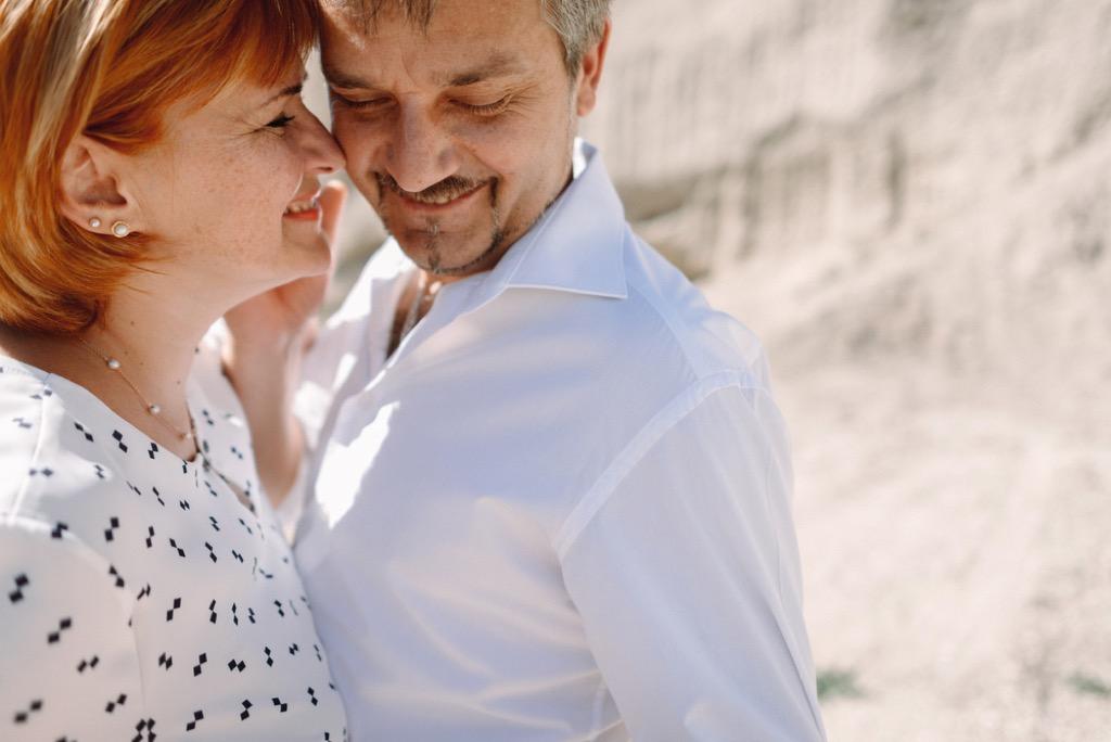 couple flirting lies over 40