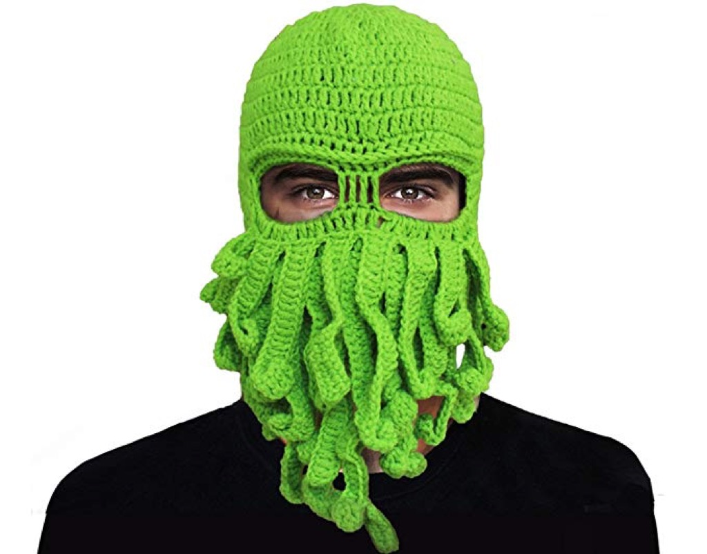 octopus hat craziest Amazon products
