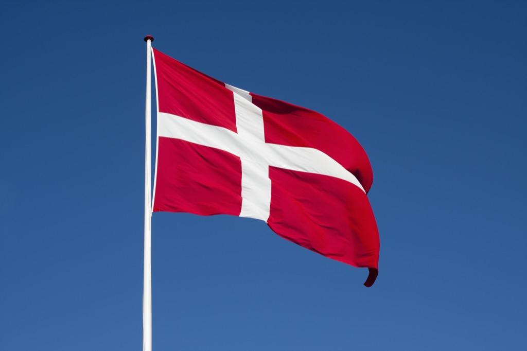 Denmark danish flag