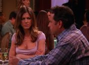 rachel goes on a bad date in the tv show friends.