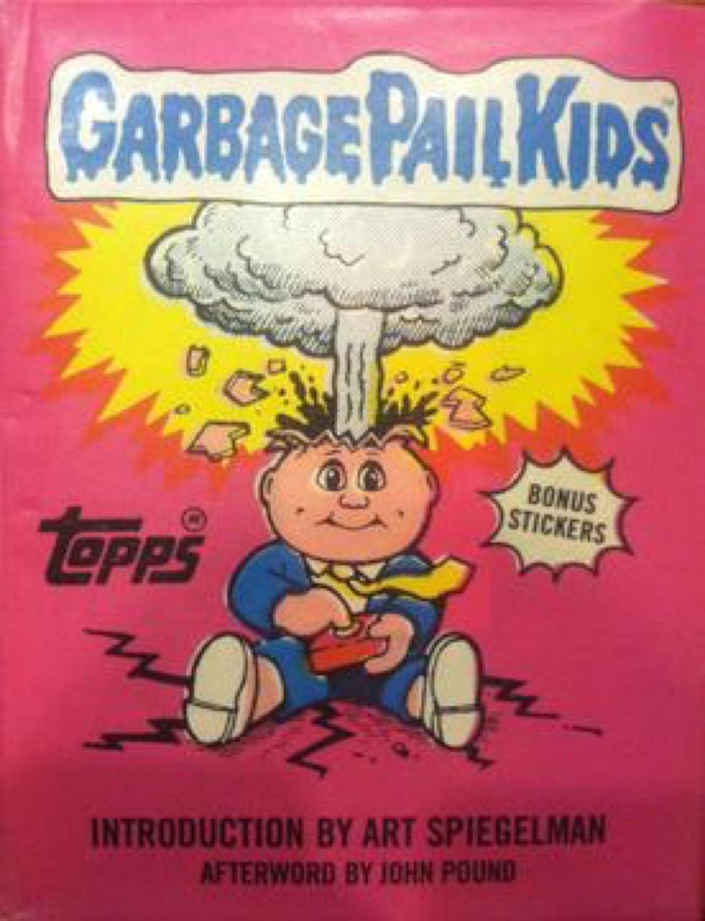 garbage pail kids 80s nostalgia