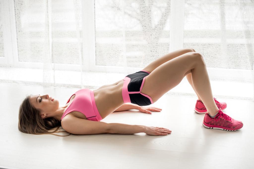 pelvic lift over 40 fitness