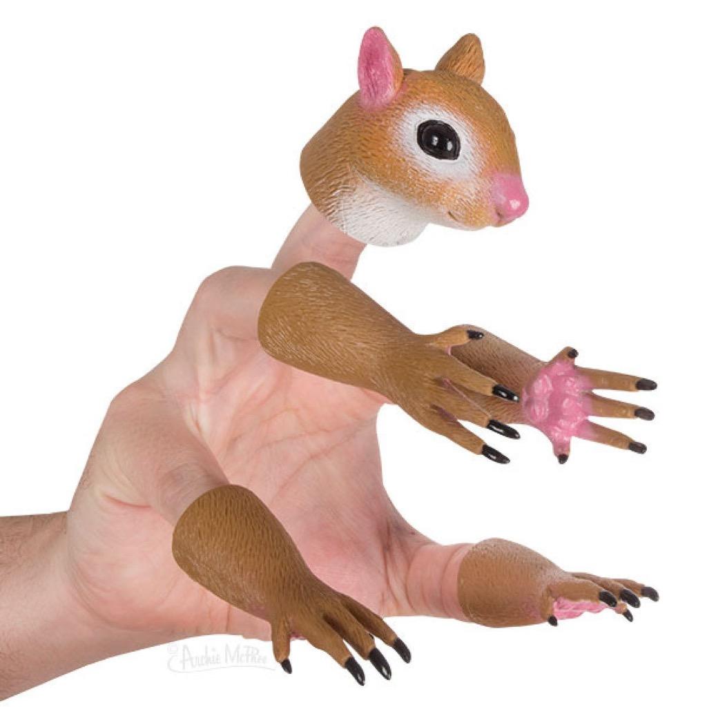 squirrel puppet craziest Amazon products