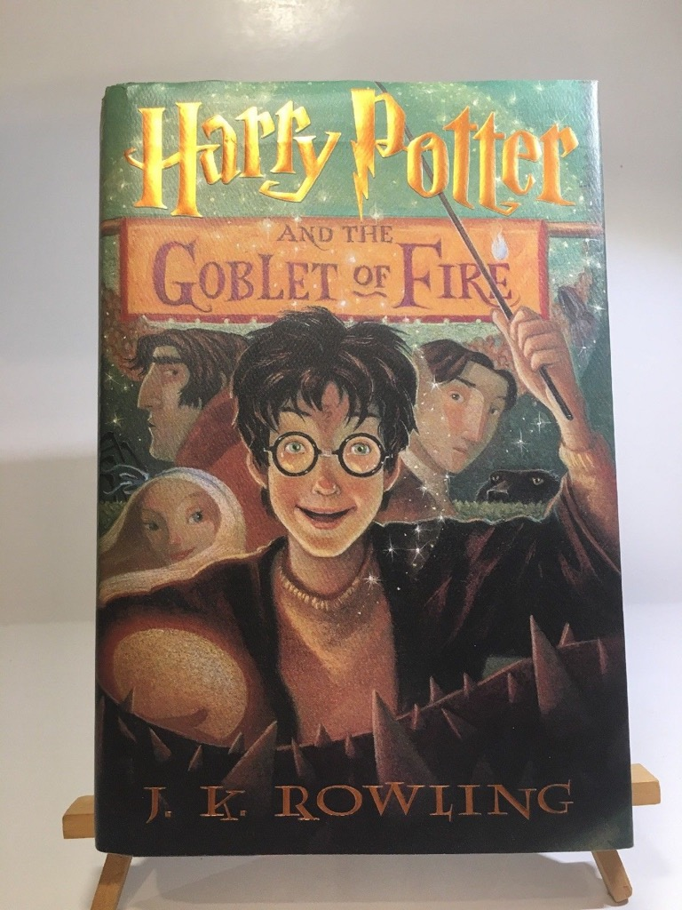 First edition Harry Potter book