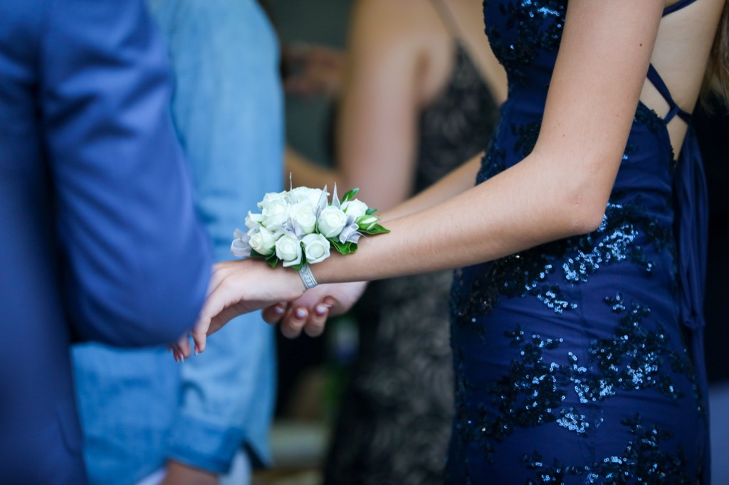 High School Prom Pay it Forward Stories