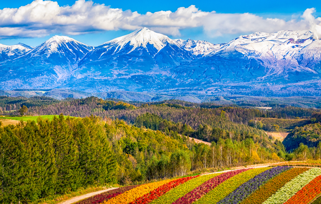 Hokkaido, Japan Magical Islands