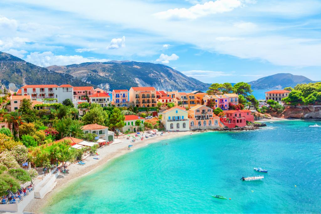 Ionian Islands Greece Magical Islands