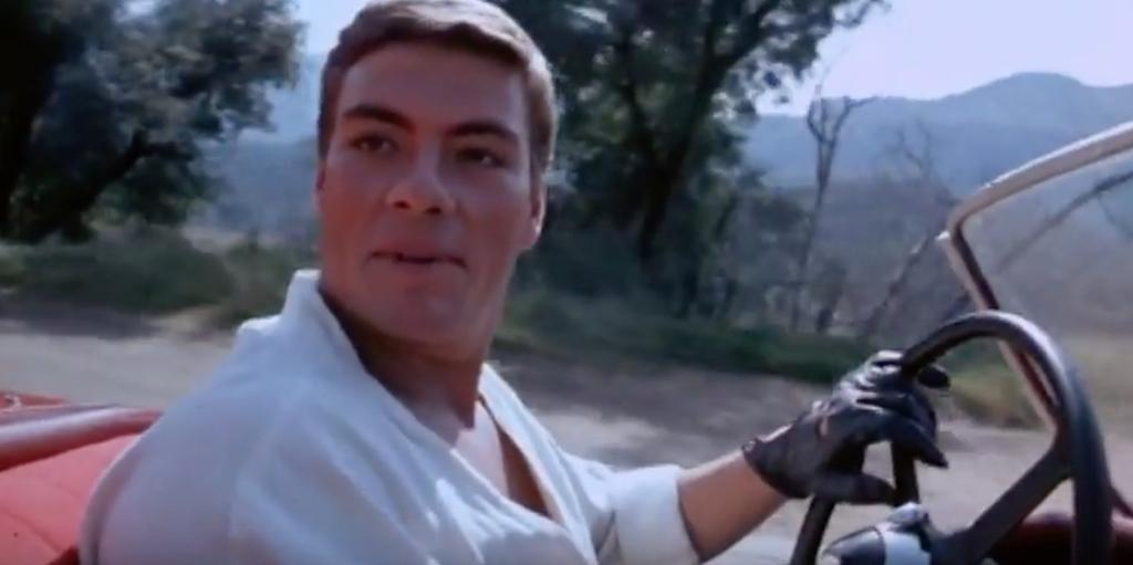 Jean-Claude Van Damme Monaco Forever