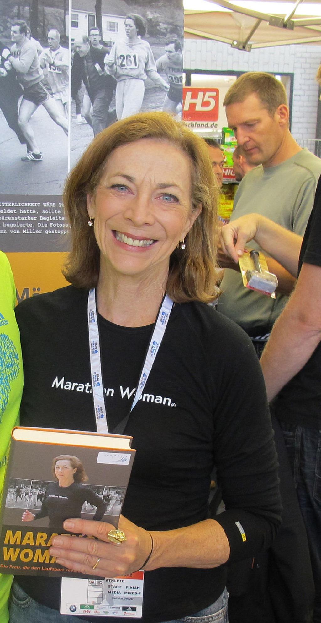 kathrine switzer marathon runner