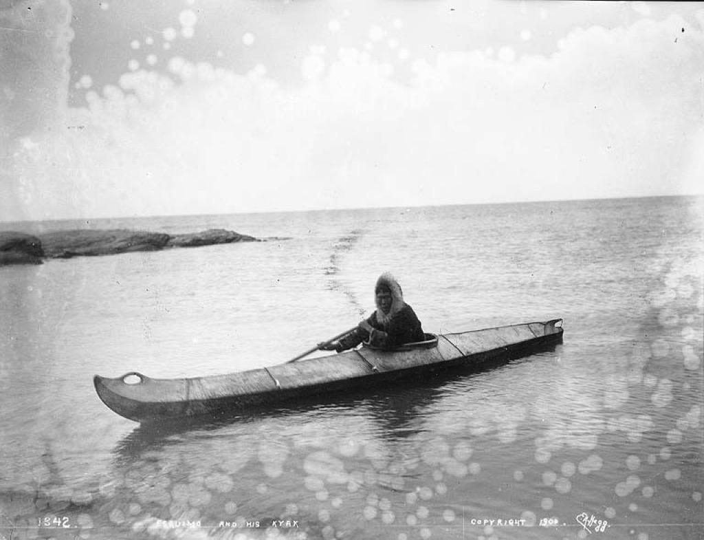 alaskan kayak most groundbreaking invention in every state