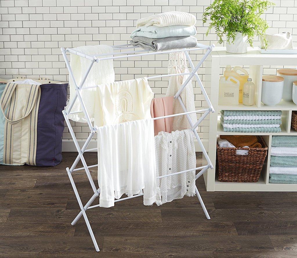 Foldable drying rack Amazon