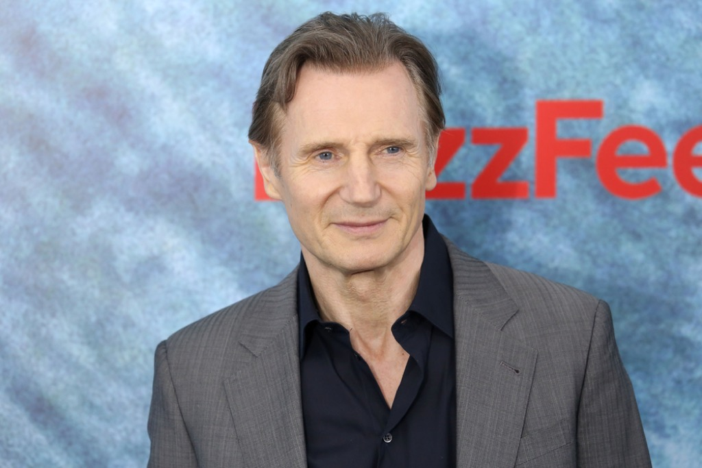liam neeson Famous People Who Used to be Teachers