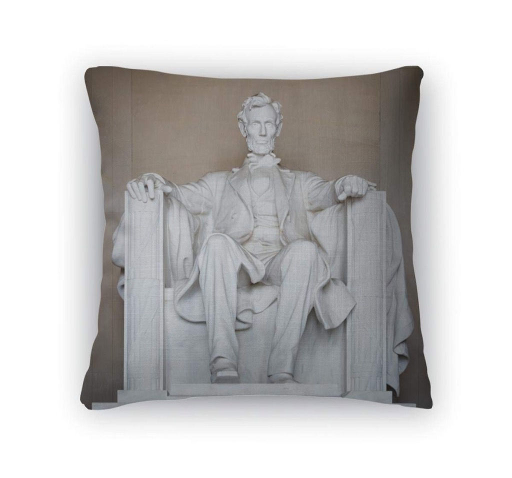abraham lincoln pillow craziest Amazon products