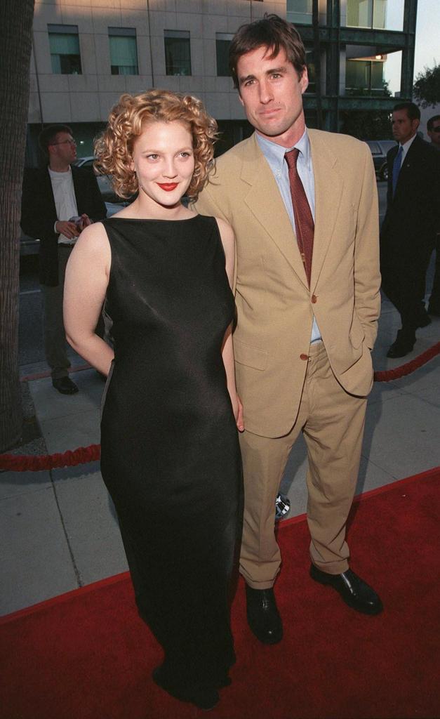 Luke Wilson and Drew Barrymore