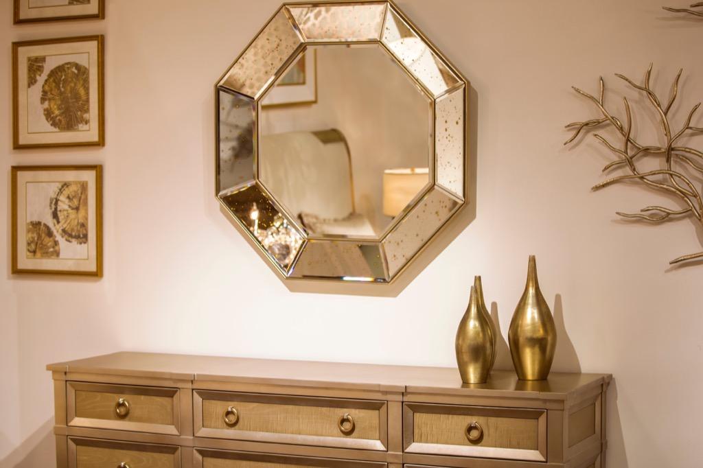 metallic home decor 20 amazing ways to brighten your home