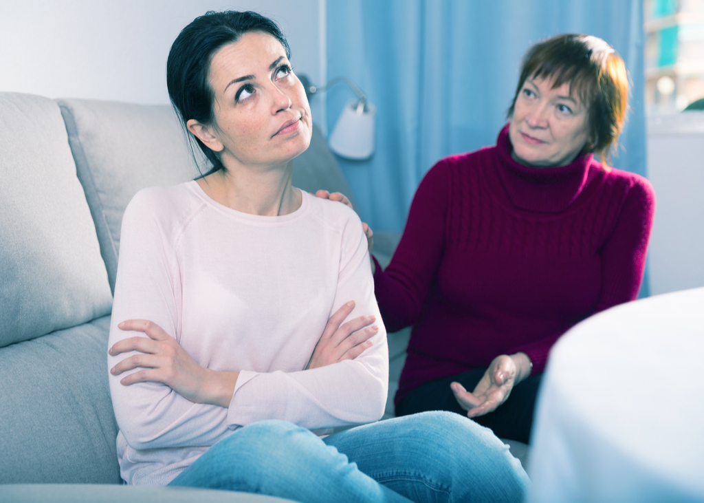Mother Daughter Fighting Things No Parent Wants to Hear