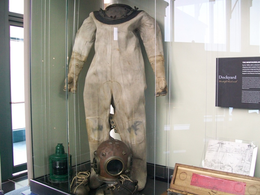 old diving suit most groundbreaking invention in every state