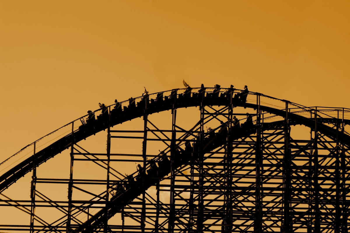 old roller coaster, amazing facts