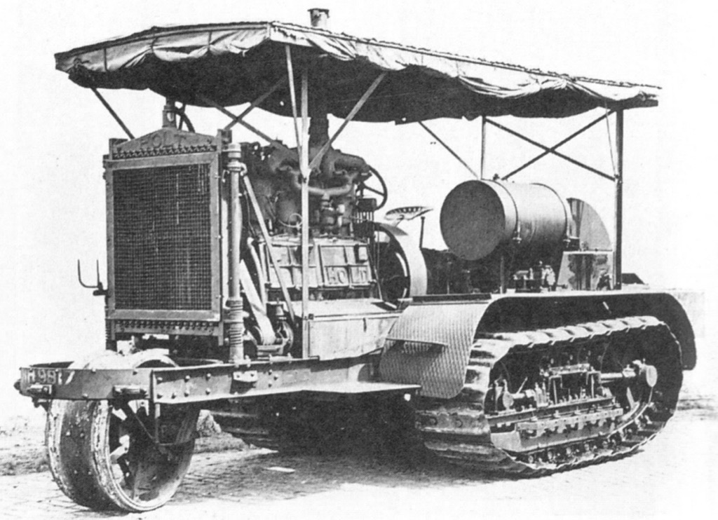 original tractor most groundbreaking invention in every state