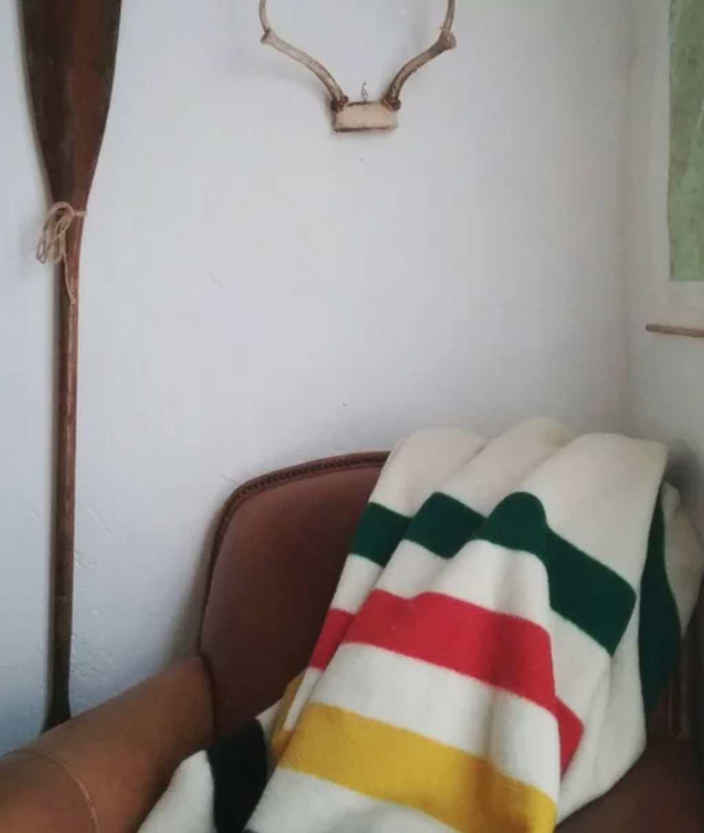 wool blanket valuable items in your attic