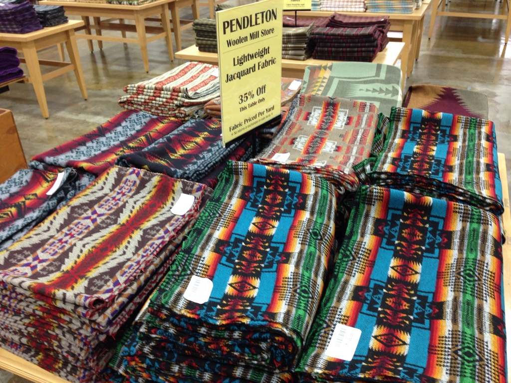 pendleton blankets most groundbreaking invention in every state