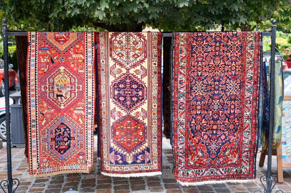 antique rugs valuable items in your attic