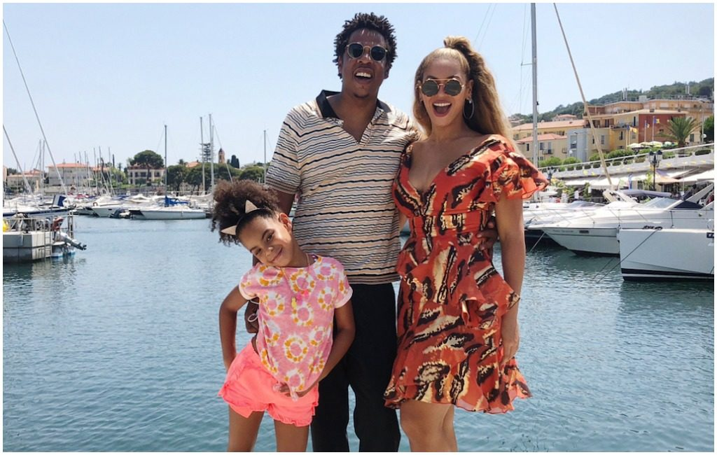 beyonce parenting tips
