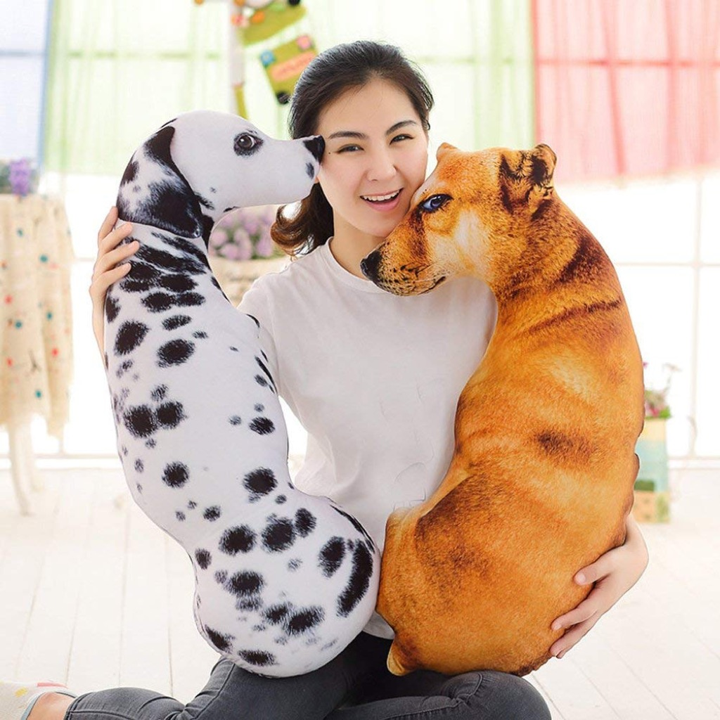 3D dog pillow craziest Amazon products