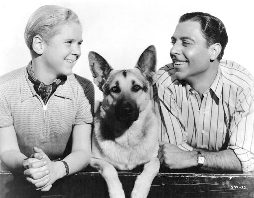 Rin Tin Tin important dogs American History