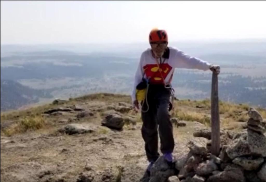 robert kelman mountain climber