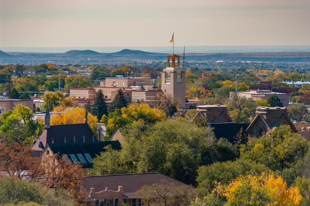 Santa Fe New Mexico American Cities Vacation Destinations