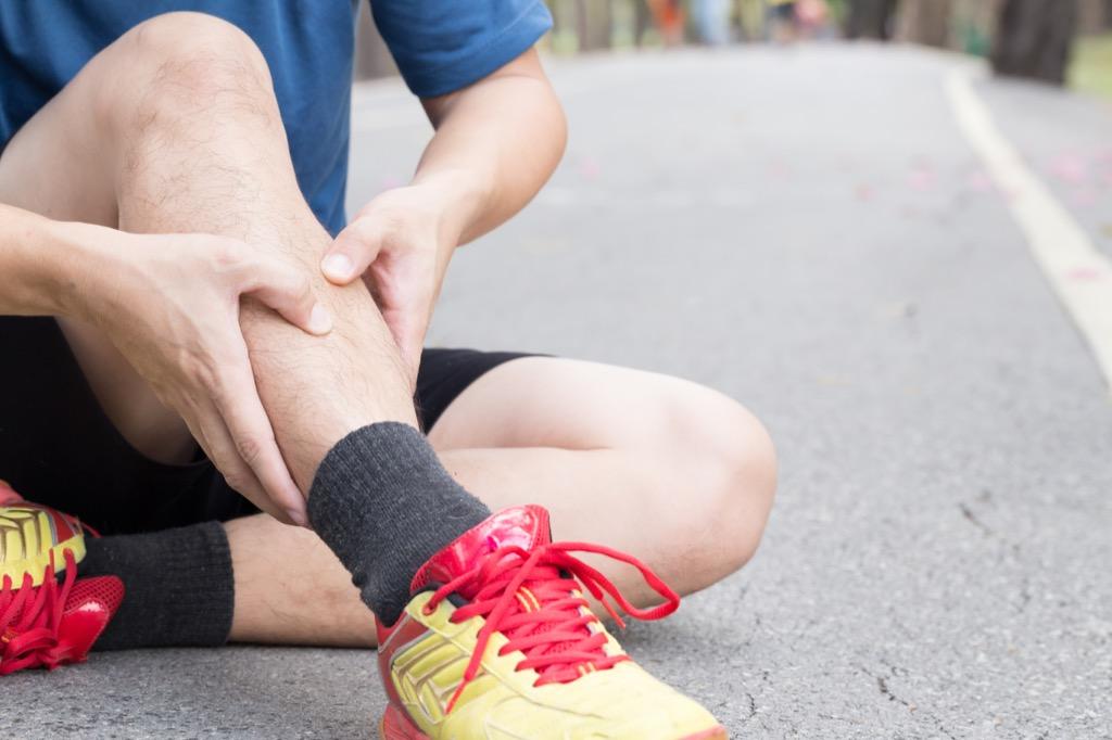 Shin splints, medical term