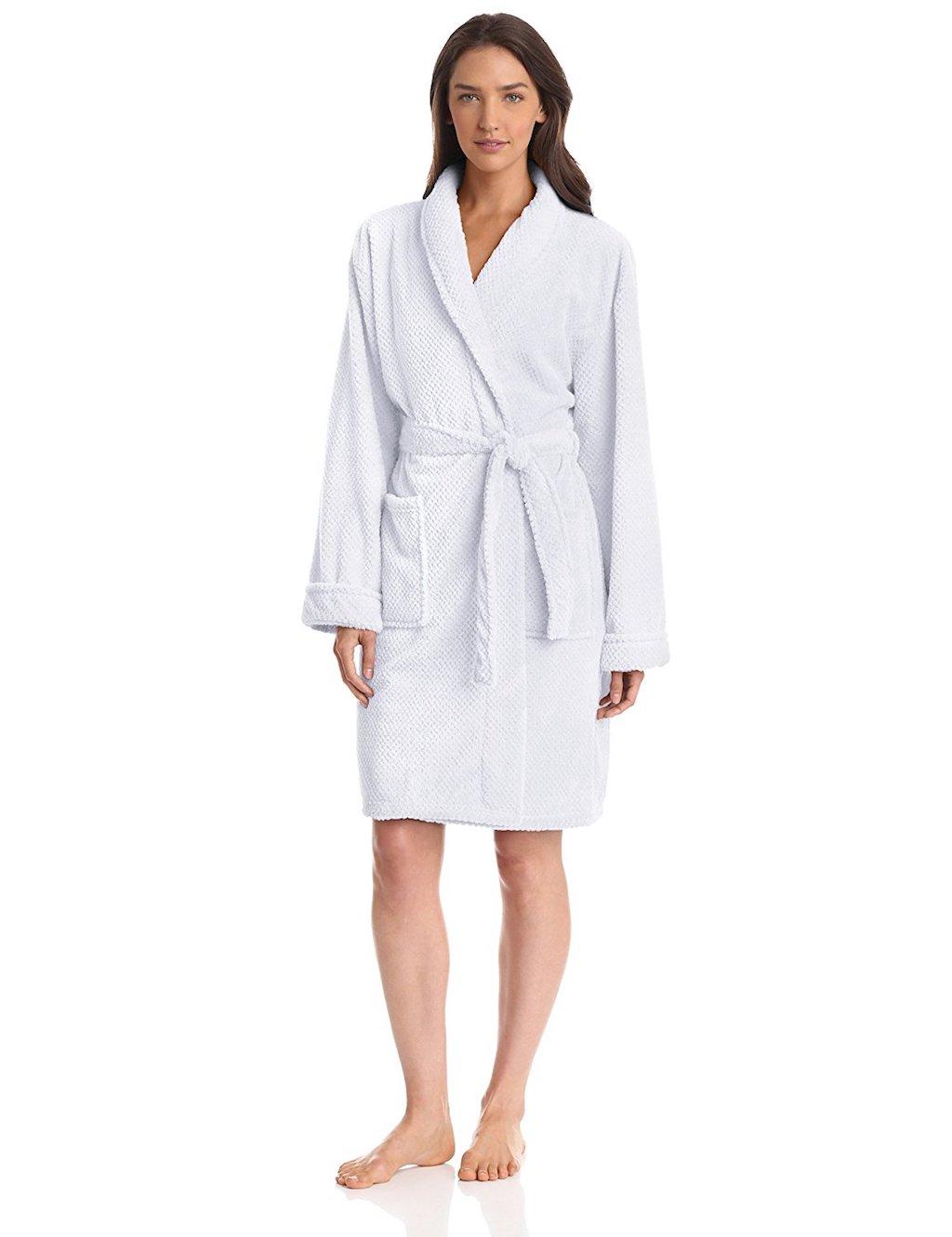 shower robe