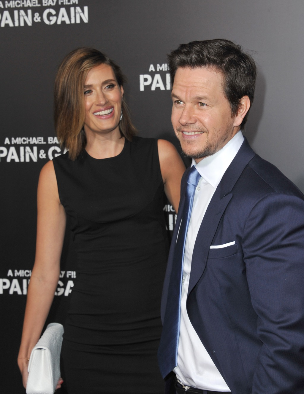 Mark Wahlberg and Rea Durham