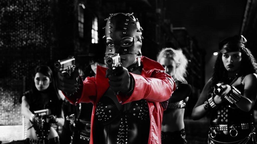 Sin City movie