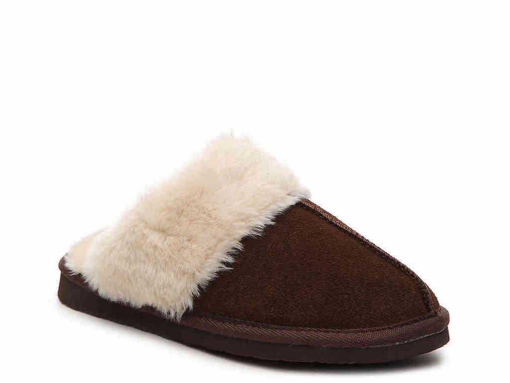 slippers DSW