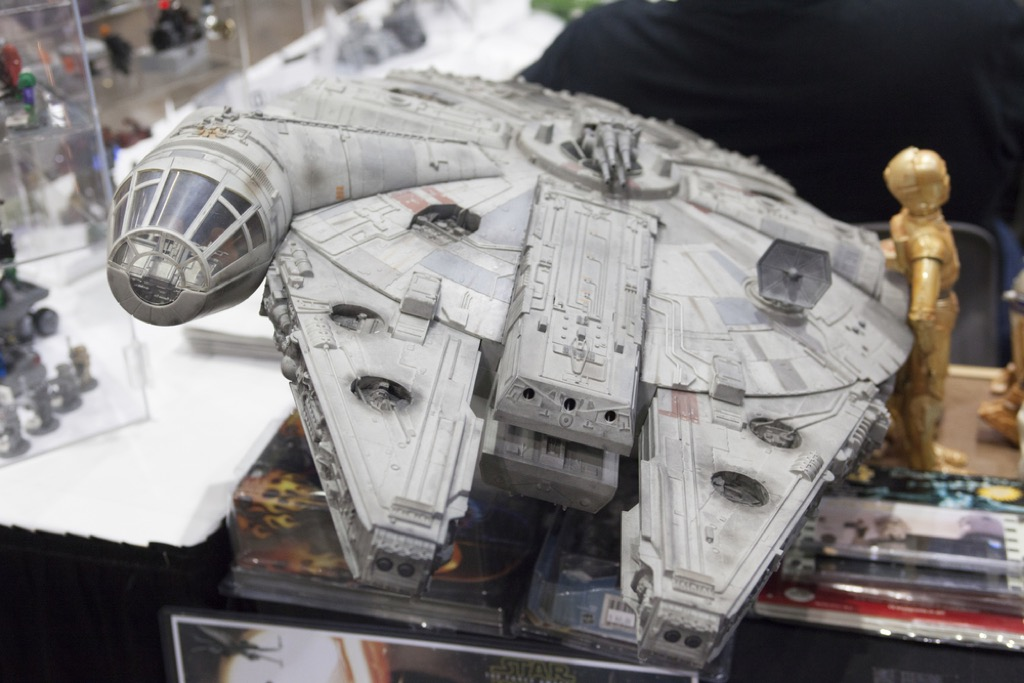star wars ship valuable items in your attic