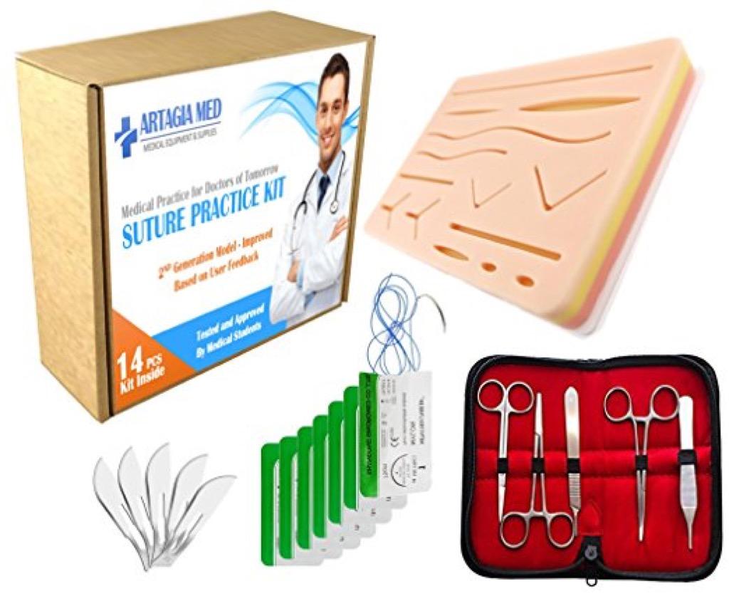 stitches kit craziest Amazon products