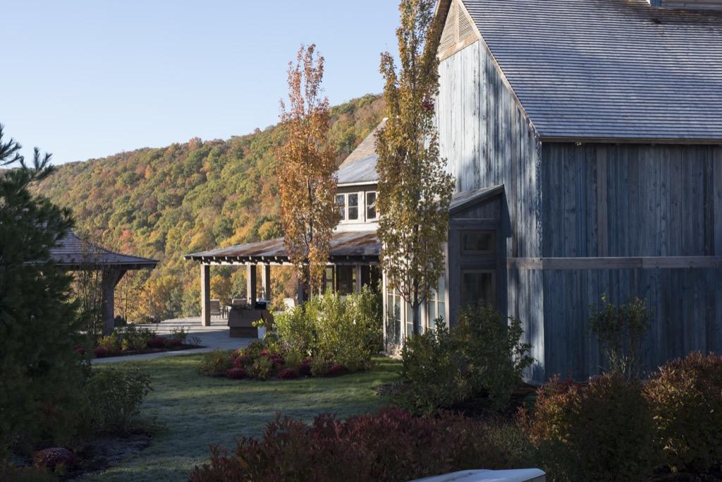 the ridge house restaurant at silo ridge
